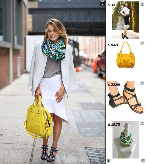 Street Style Resort 2014 - Shop matching products in this pic at http://www.stylediggin.com/street-style-resort-2014/