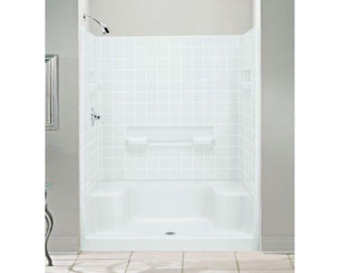 "Sterling Advantage 60"" Seated Shower at Menards (634 ..."