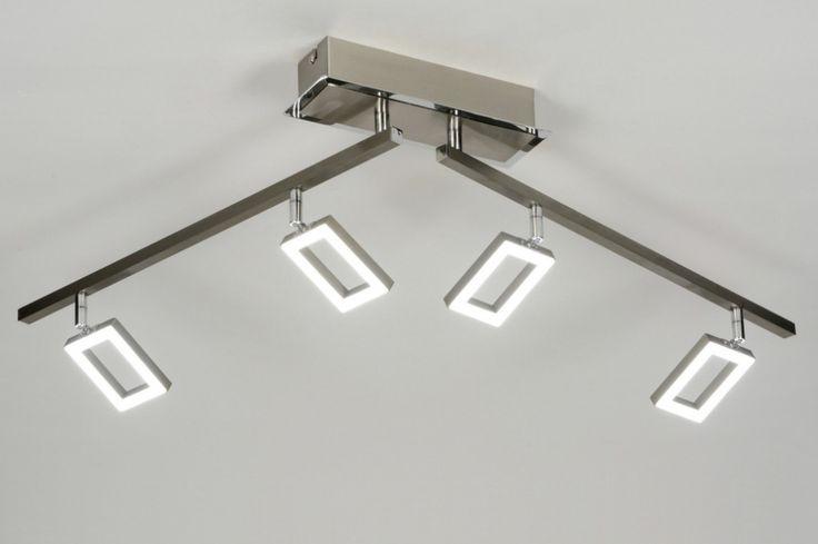1000 ideias sobre plafonnier spot no pinterest lampe spot plafonnier led e dimmable. Black Bedroom Furniture Sets. Home Design Ideas