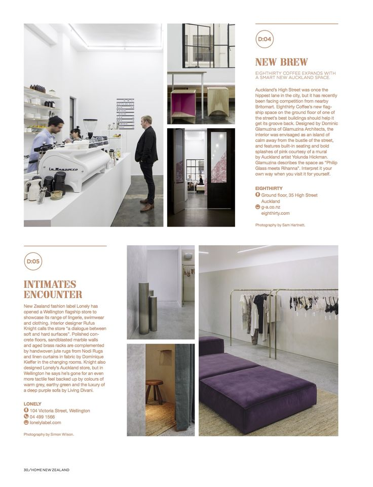 Nz Study Room: Nodi Featured In New Zealands Home Magazine