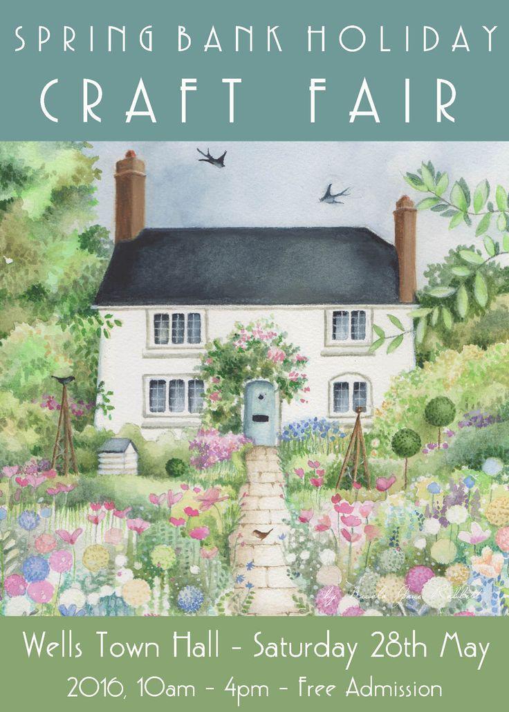 Craft Fairs Spring Bank Holiday