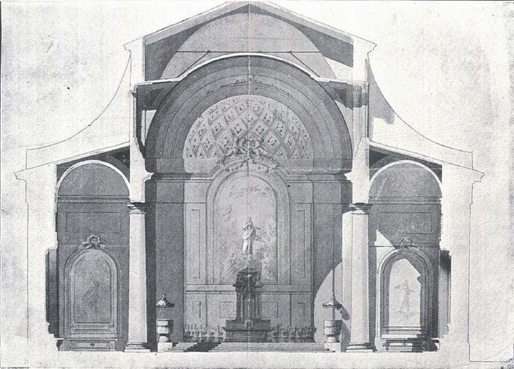 Real Oratorio del Caballero de Gracia, Juan de Villanueva