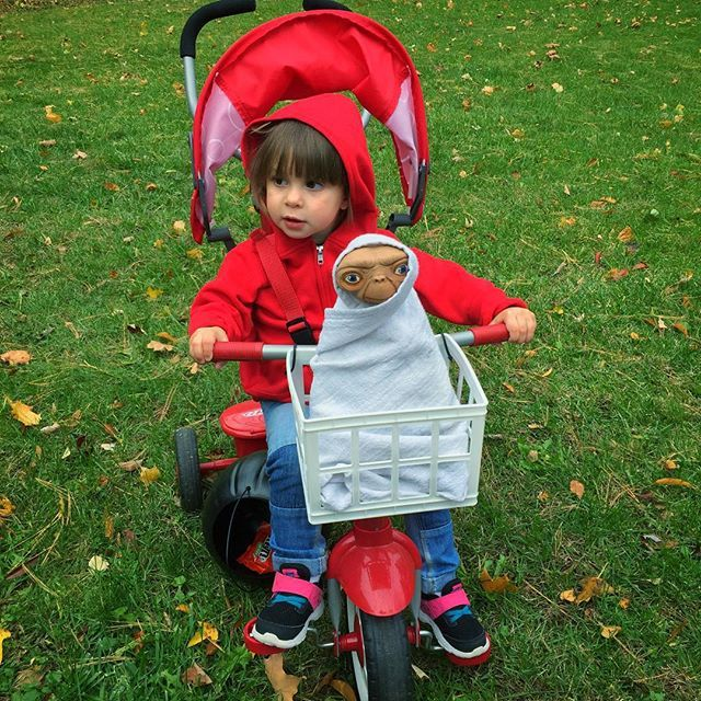 12 Ways You Can Incorporate a Wagon Into a Kid's Halloween Costume