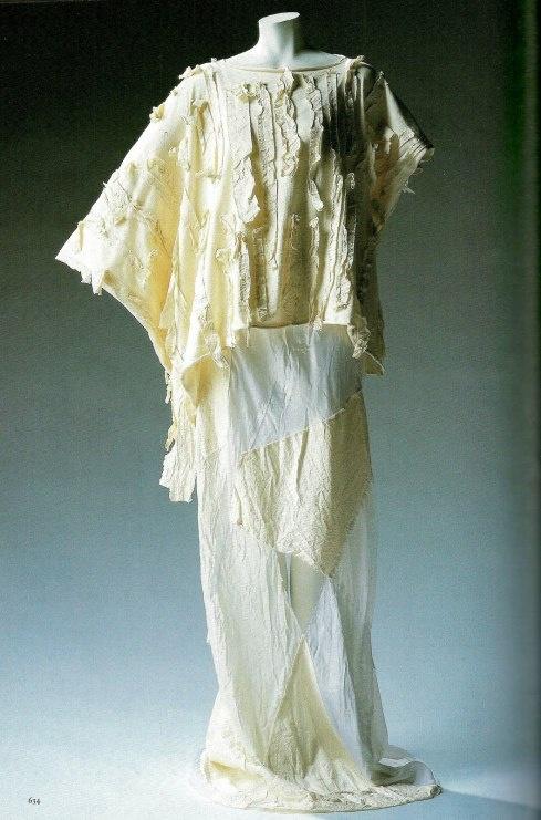 Rei Kawakubo Comme des Garcons 1983