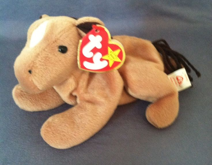 I am a retired Veterinary Technician and I was always getting animals as gifts. Time to pass them on to someone who will love them, I am not a Beanie Baby collector. I received this guy in the mid 1990's. | eBay!