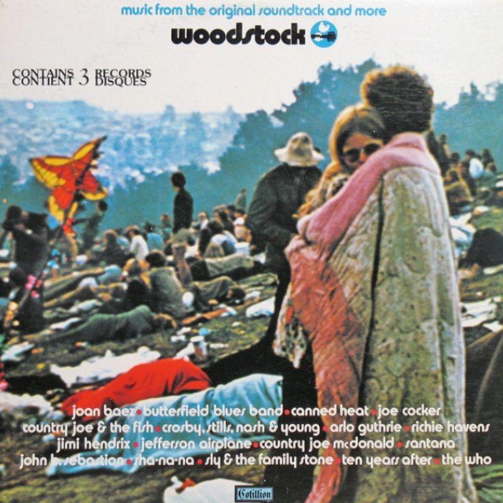 Freedom.  Richie Havens.  1970.