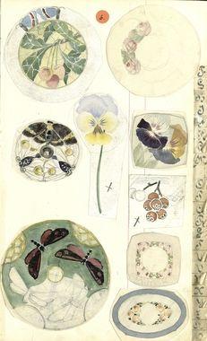 Drawing by Gustav Gaudernack. Digitalt Museum, Public Domain
