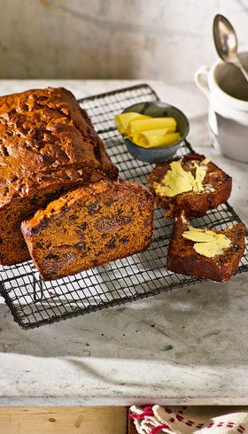 Fruit bread: A dense 'n' divine fruit cake that requires no chopping or dicing – you gotta love that!