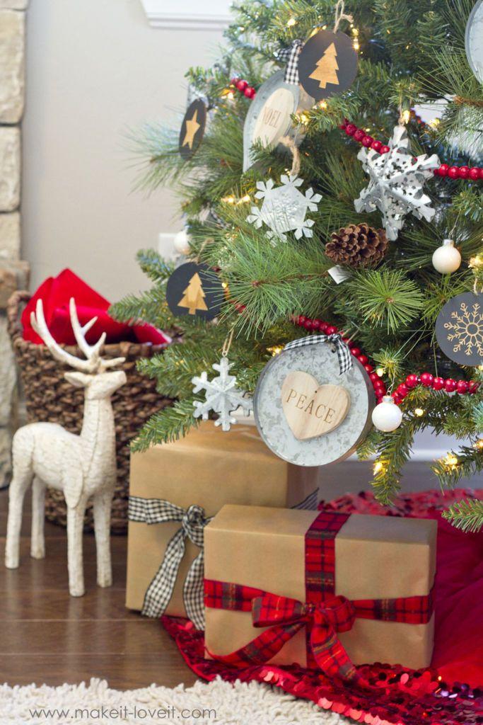 23 Most Beautiful Christmas Tree Ideas 5682