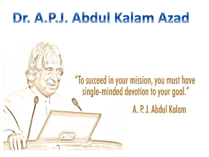 To Succeed in your mission, you must have single minded devotion to your goal.\nhttp://bit.ly/1LObTmd