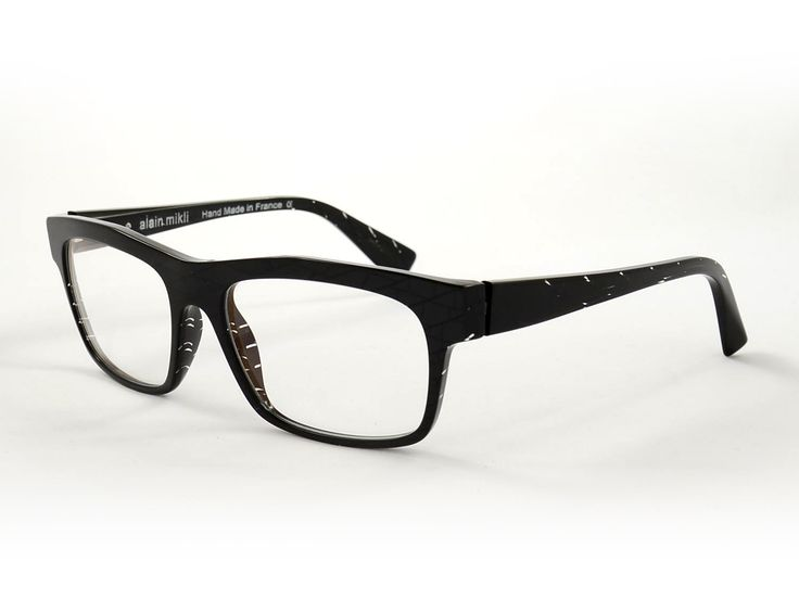 Alain Mikli Gleitsichtbrille AL1103 2750 55 Schwarz (Gleitsichtbrillen) Brillen online kaufen