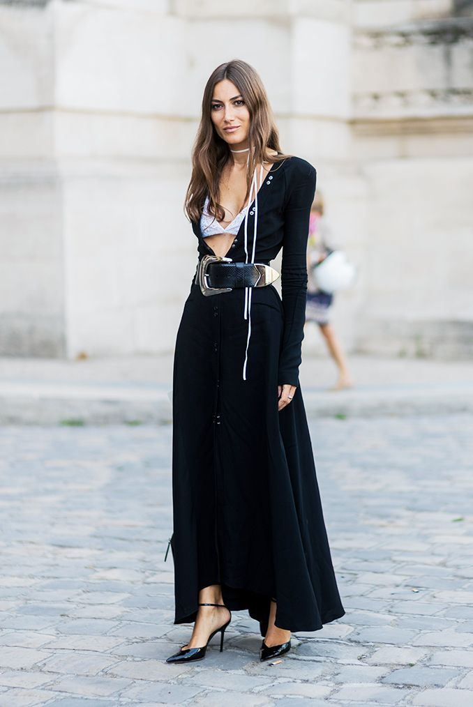 See the best street style looks from Paris Couture Fashion Week 2017.