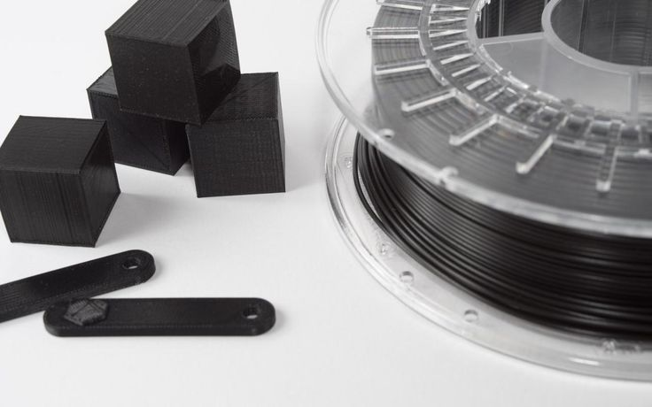 Compare the main FDM 3D printing plastics - PLA, ABS, PET, Nylon, TPU (Flexible) and PC - by material properties and find the best option for your application.