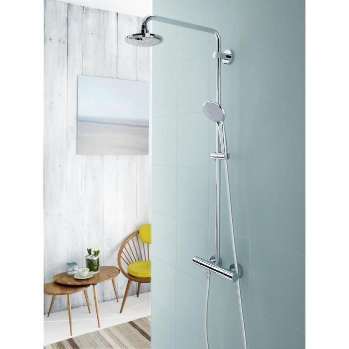 colonne de douche pas chere soldes colonne de douche manomano achat grohe colonne de douche. Black Bedroom Furniture Sets. Home Design Ideas