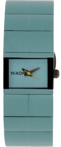 Nixon Women's Cougar A190272 Blue Stainless-Steel Quartz Watch