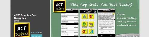 ACT/SAT Test Prep Websites and Apps I YesCollege