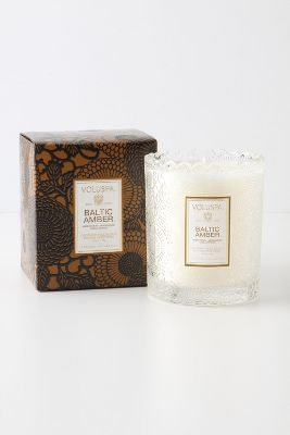Voluspa Boxed Candle  In store now Trouvé