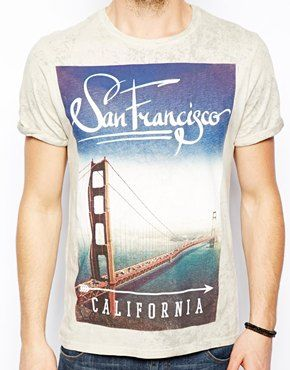 Image 3 of New Look T-Shirt with San Francisco Print