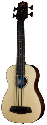 B-Stock, Kala UBASS SSMHG FS Bass Ukulele - solid spruce top
