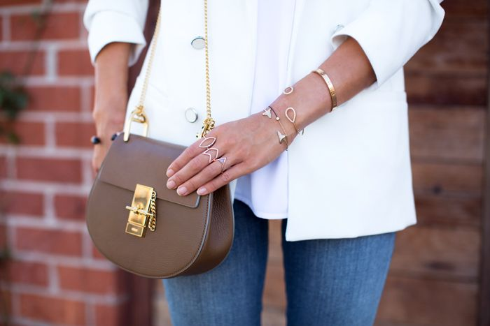 brown chloe drew bag inspiration post