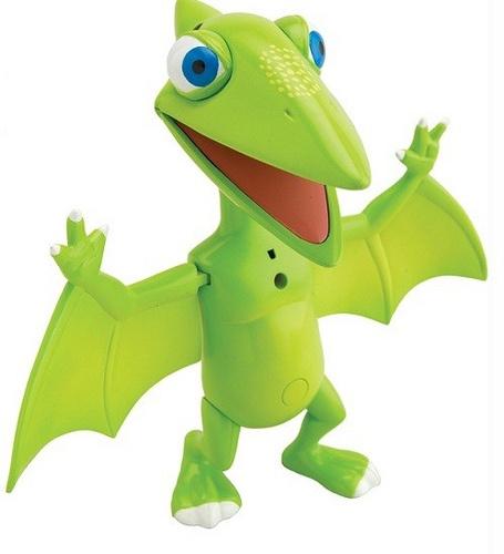 Dinosauro Tiny interattivo parla solo in inglese! solo su http://www.robedacartoon.it/sparsi-per-casa/giochi-e-giocattoli/il-treno-dei-dinosauri/dinosauro-tiny-interattivo-21774.html