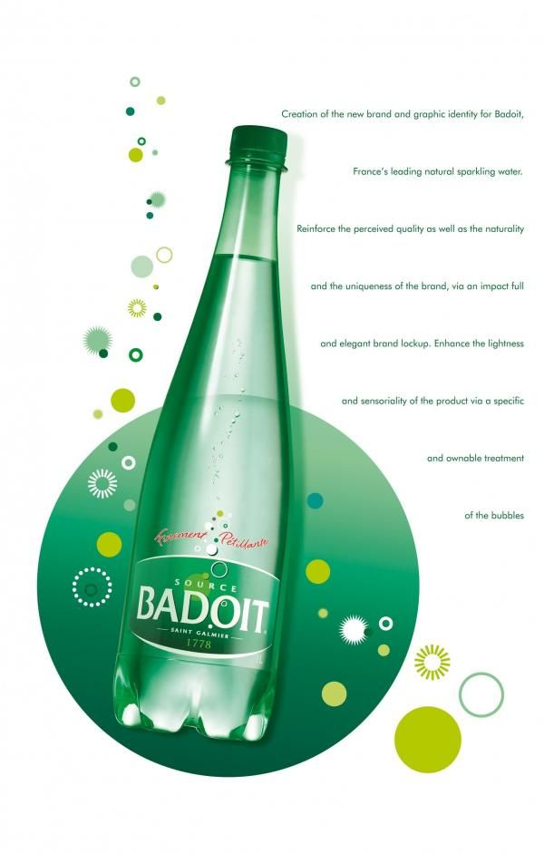 Best. Mineral. Water. Ever. (just bubbly enough)