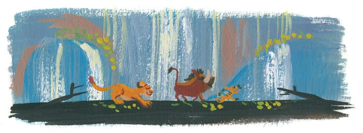 Exclusive New Art from The Legacy Collection: The Lion King | Disney Insider | Articles