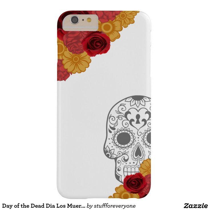Day of the Dead Dia Los Muertos iPhone Case