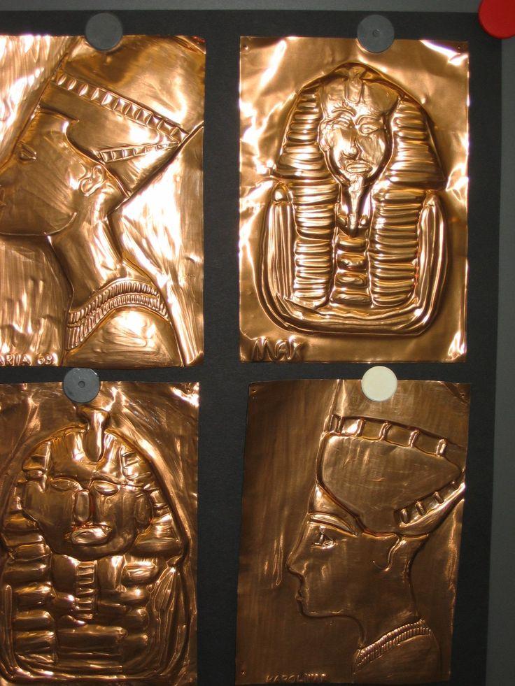 Taidehistoria - Egypti ohkolevy