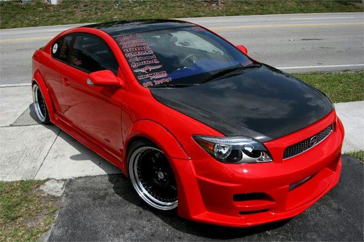 """2005 Scion (TC) """"Sports Coupe"""" Modified"""