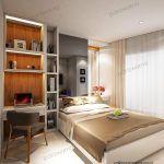 Desain Interior Minimalis Pada Ruangan Tersembunyi