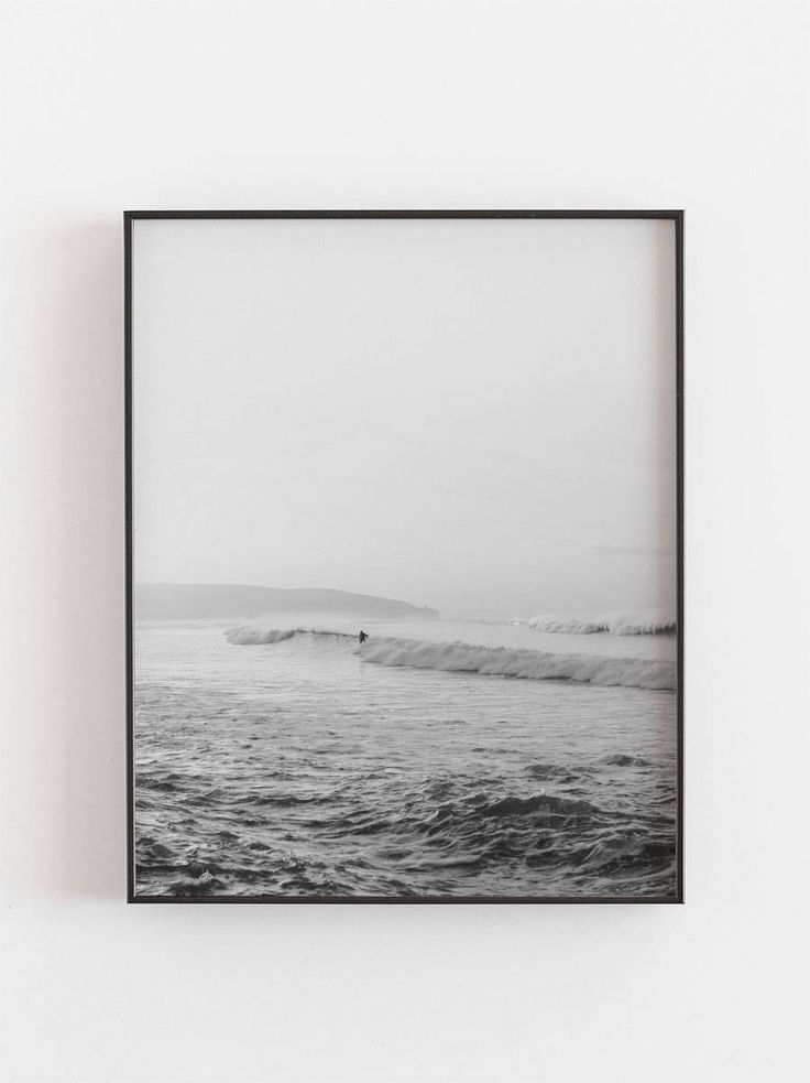 Surf Print,Surf Photography,Ocean Print,Black and White Print,Black and White Art,Surf Poster,Surf Wall Art,Waves Print,Large Wall Art,Print http://etsy.me/2ogynG4 #art #print #digital #black #housewarming #white #surfprint #surfphotography #oceanprint