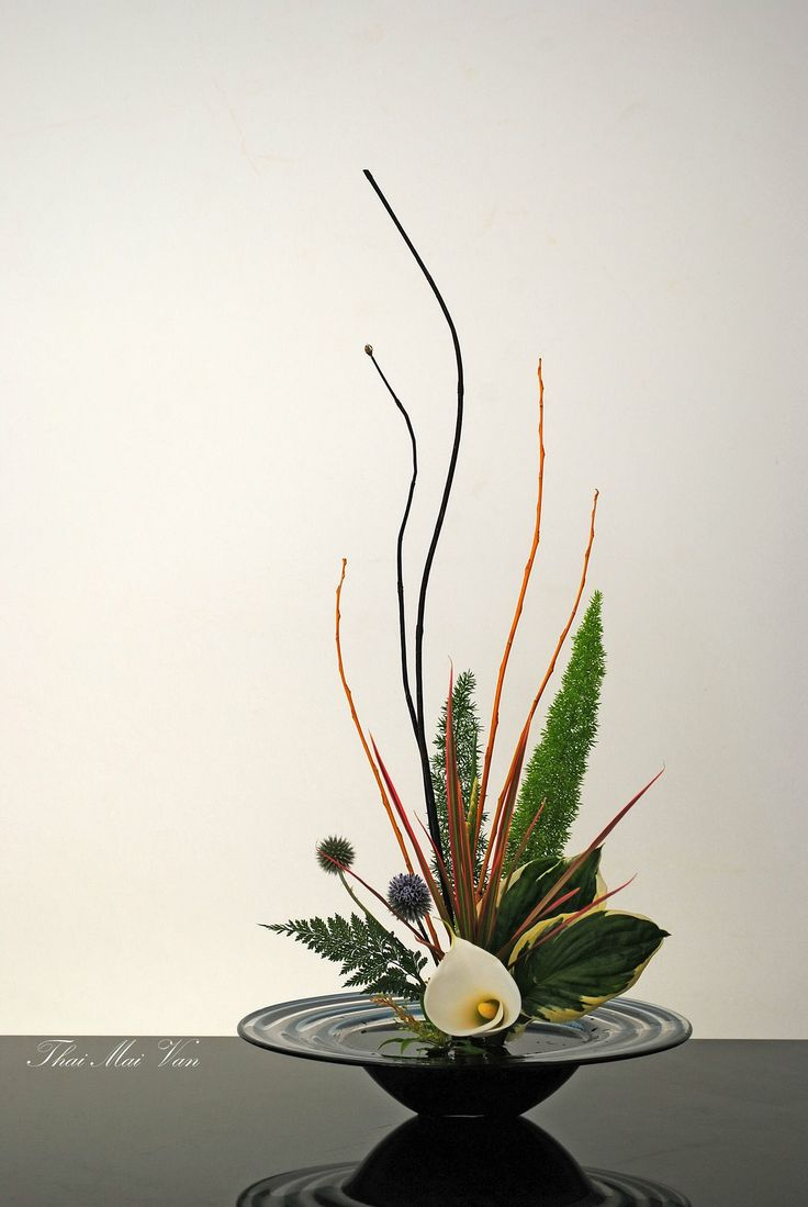 408 Best Ikebana Images On Pinterest Floral Arrangements