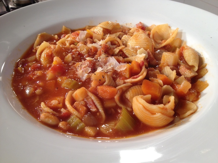 Julie Goodwin's mouth-watering Minestrone