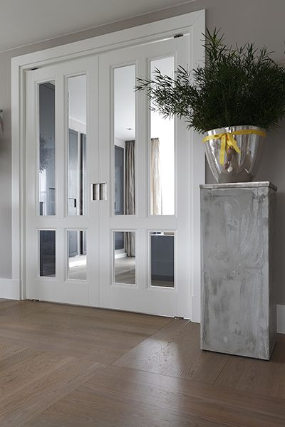 [ design door ] Binnenhuisarchitect: Robert Kolenik #door #window #design