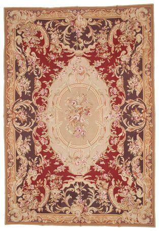 Needle Point matta GHA575 404x277 från Kina - Köp dina mattor hos CarpetVista