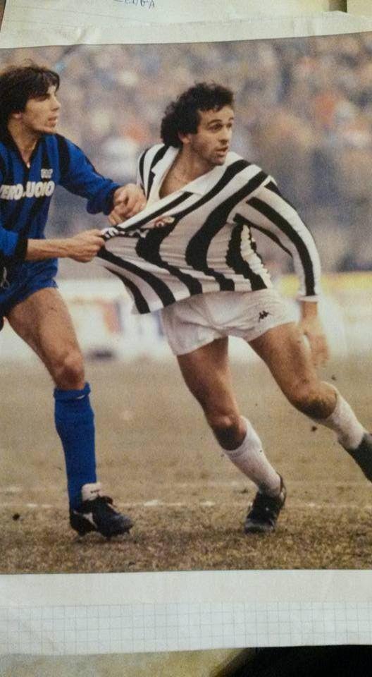 Anos 80... Armenise Vs Platini. Juventus - Pisa, stagione 1983-84!.