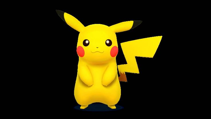 SFX Super Smash Bros 3DS Pikachu Sound Effects Quotes - YouTube