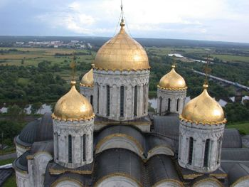 Assumption Cathedral in Sarasota's historical Sister City of Vladimir, Russia. Sarasota and Vladimir have been twinned since 1994