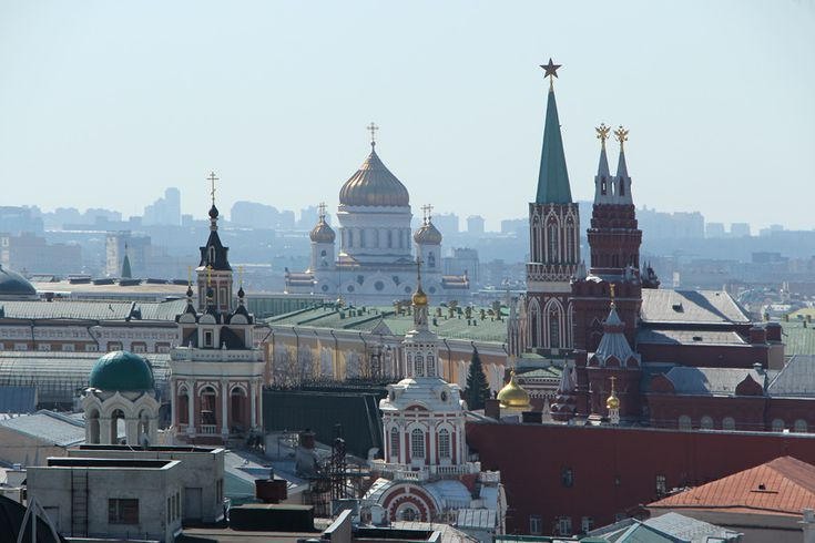 Moscow: Bird's Eye View