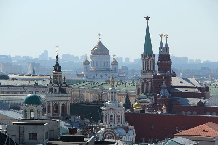 Moscow: Bird's Eye View