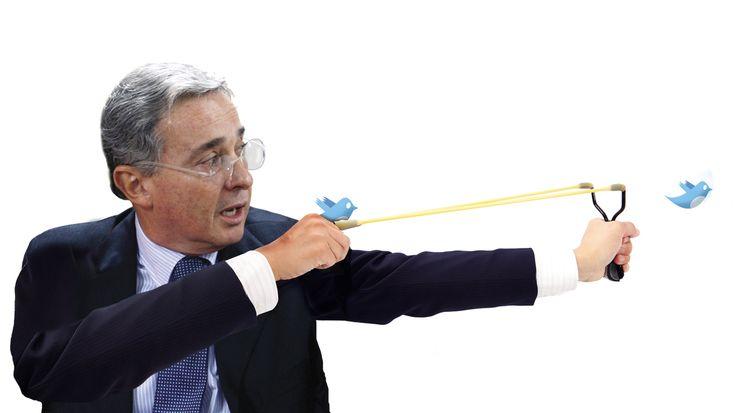 Los contratos que Uribe no puso en Twitter