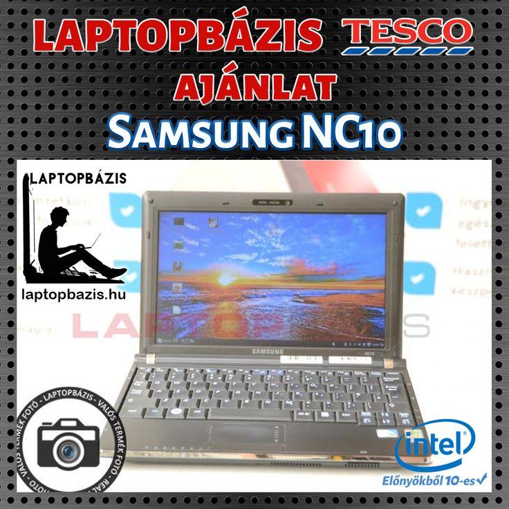 Samsung NC10 http://laptopbazis.hu/termek/samsung-nc10-laptop-intel-atom-n270-webkamera-101-led-kijelzo/125