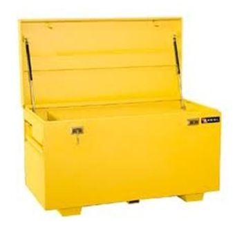 CTG HD METAL STORAGE CONTAINER SC480  1220MM X 610MM X 610MM