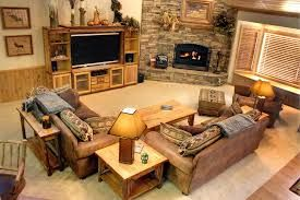 Image result for rustic farmhouse interior living rooms