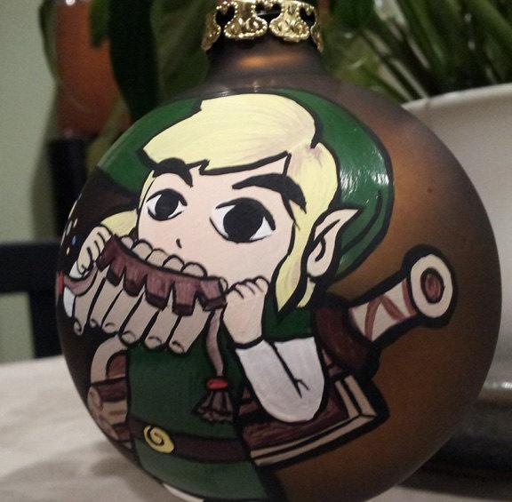 29 best Zelda Christmas images on Pinterest  Christmas ornaments