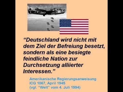 Ansage an die Reichsbürger Kolonie Deutschland ! - YouTube