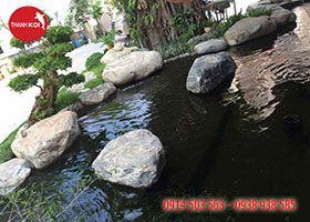 Hồ cá Koi Tphcm, ho ca koi tphcm - 0914 503 563 – 0938 938 585 Website:http://nonbothanhson.com.vn/ho-ca-koi/ho-ca-koi-tphcm/