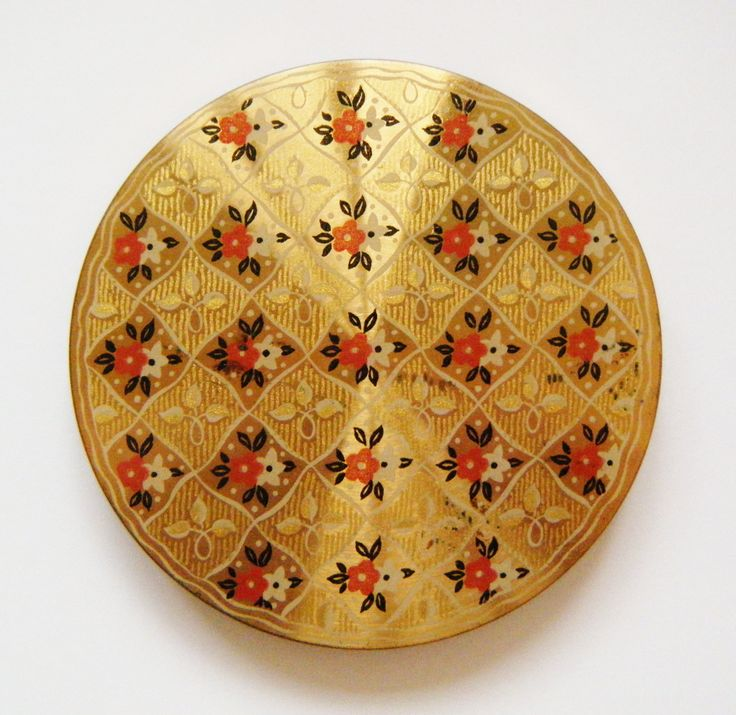 Floral British Compact 163 32 99 Things To Wear