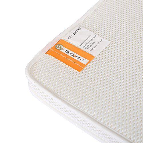 Nuova offerta  : Mittagong 3D Lavabile Traspirante Materasso per Culla 60 x 120 x 5 CM a soli 7100  EUR. Affrettati! hai tempo solo fino a 2016-11-08 23:34:00